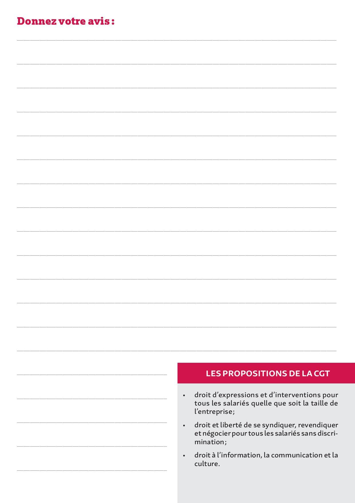 Cahier d expression revendicatif populaire page 011