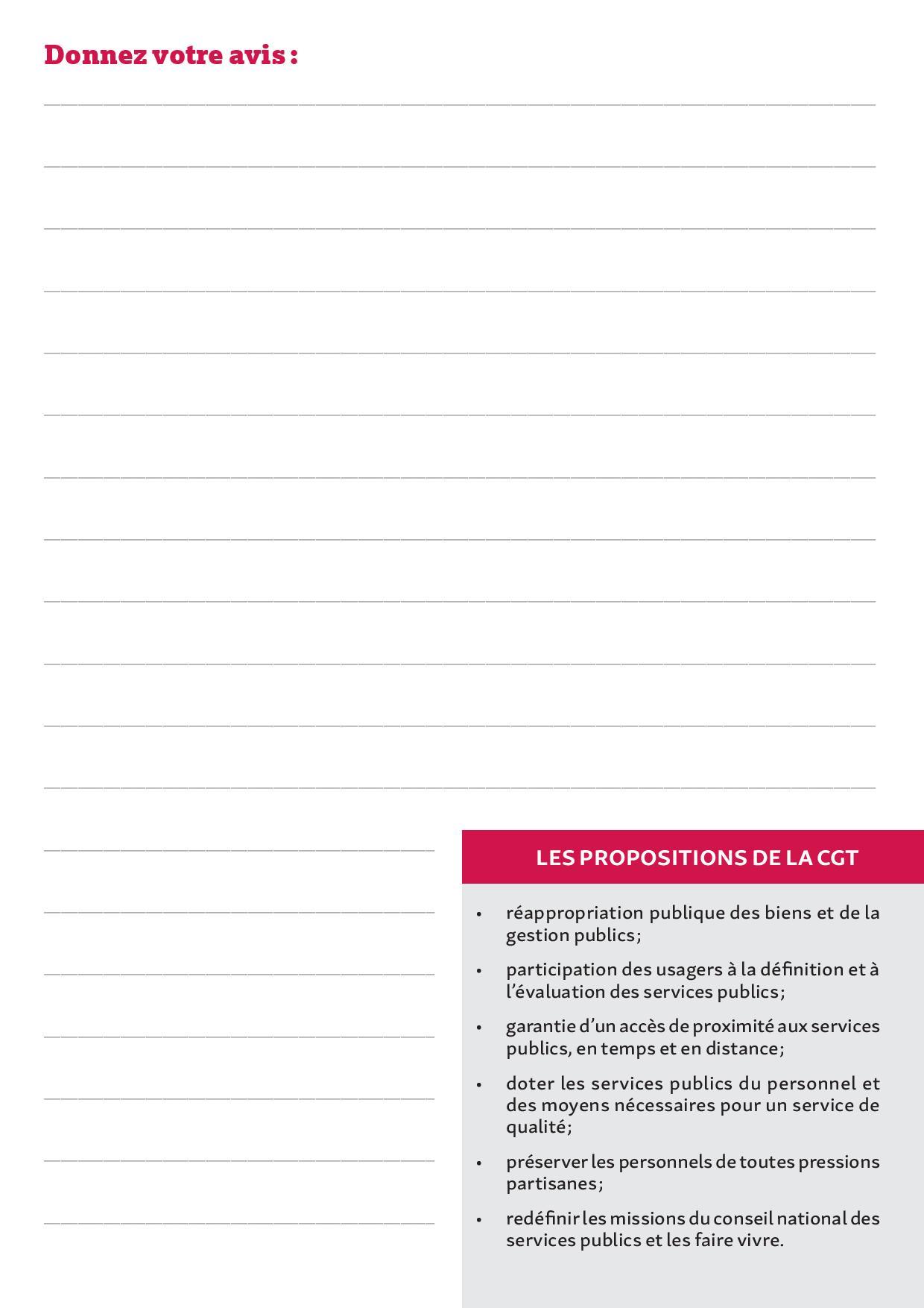Cahier d expression revendicatif populaire page 013