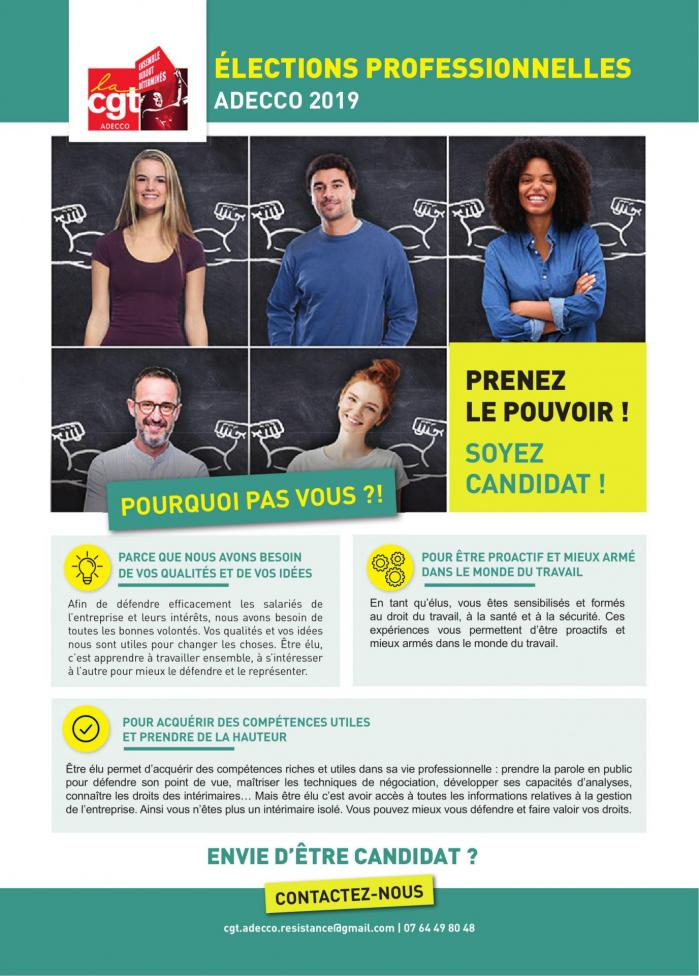 Cgt adecco appel a candidature a4 2019 1 1