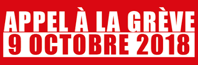 Le 9 octobre 2018 : Manifestation Annonay 14 h 30 Gare routière