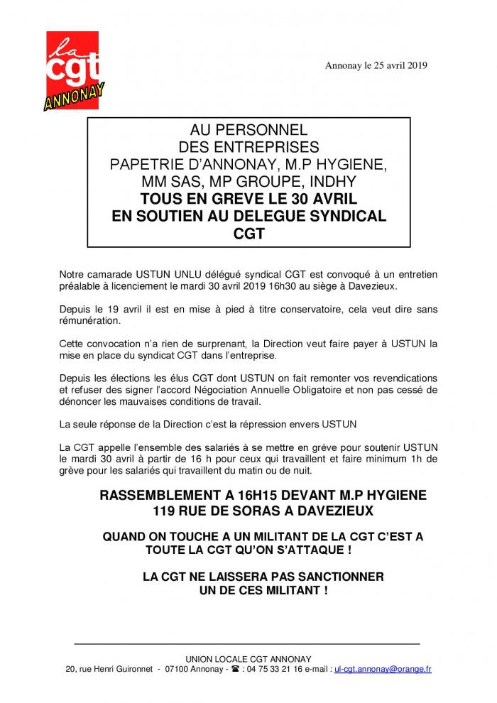 Tract entgretien ustun mph page 001